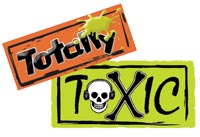 Totally ToXic Series for 7 – 11 years reading level.