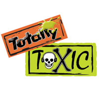Totally ToXic Series - Rainbow Reading Programme