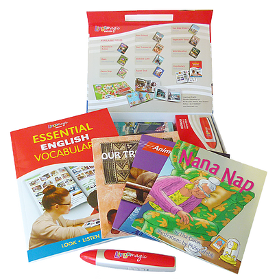 Lingomagic - interactive English Language programme kit