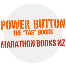 "Power Button – The ""Tas"" Books (Years 4-8)"