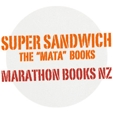 "Super Sandwich - The ""Mata"" Books (Years 3-6)"