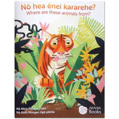 Nō hea ēnei kararehe? (Where are these animals from)