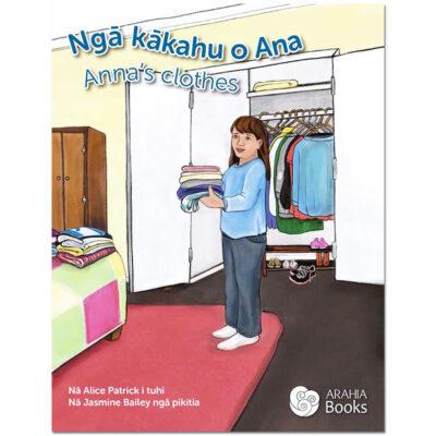 Ngā kākahu o Ana (Anna's clothes)