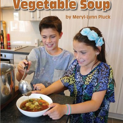 Vegetable Soup book