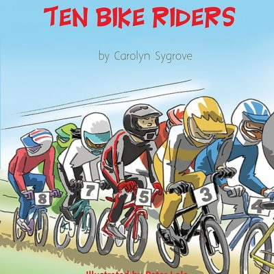 Ten Bike Riders book