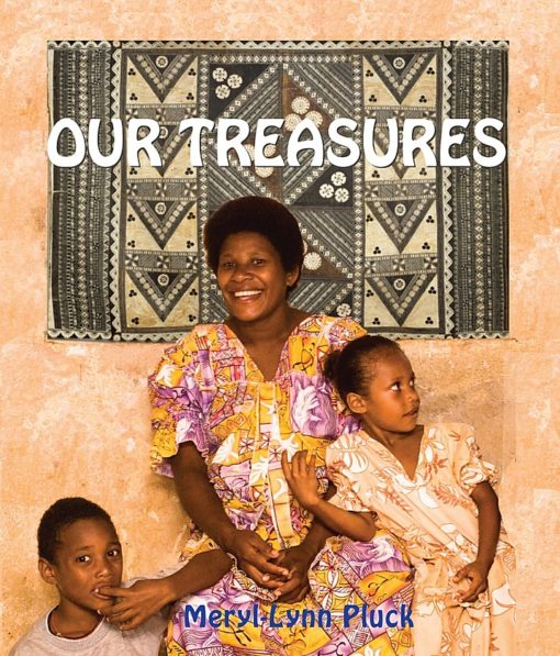 Our Treasures book
