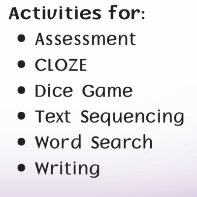 Assessments & Activity Sheets (20+ per level)